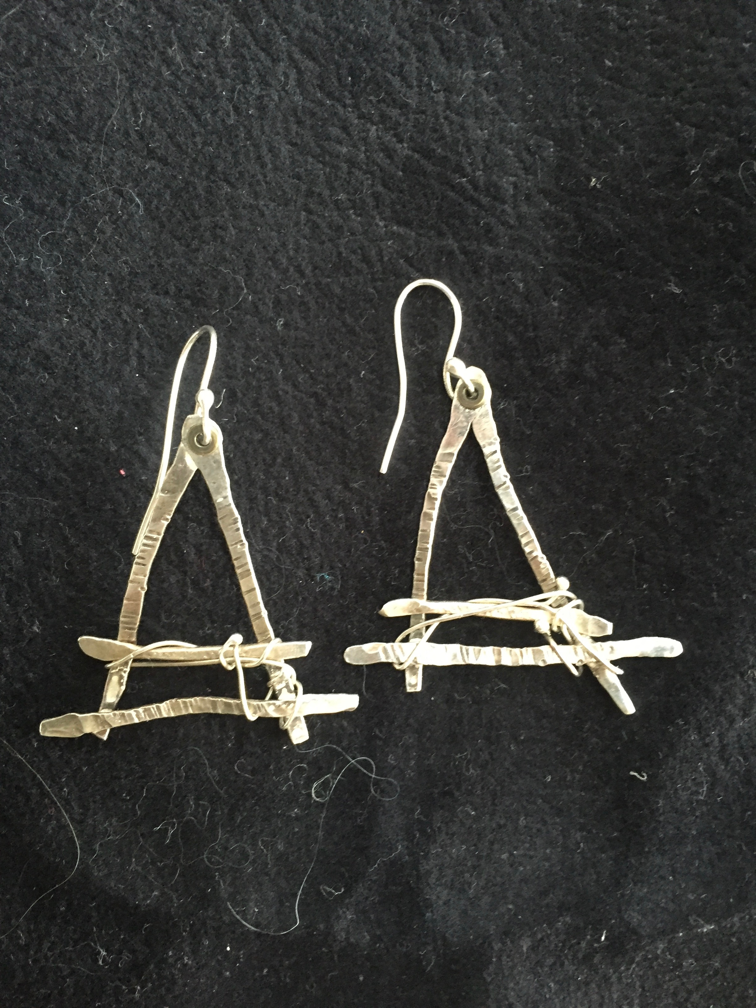 Earrings no.1   $60