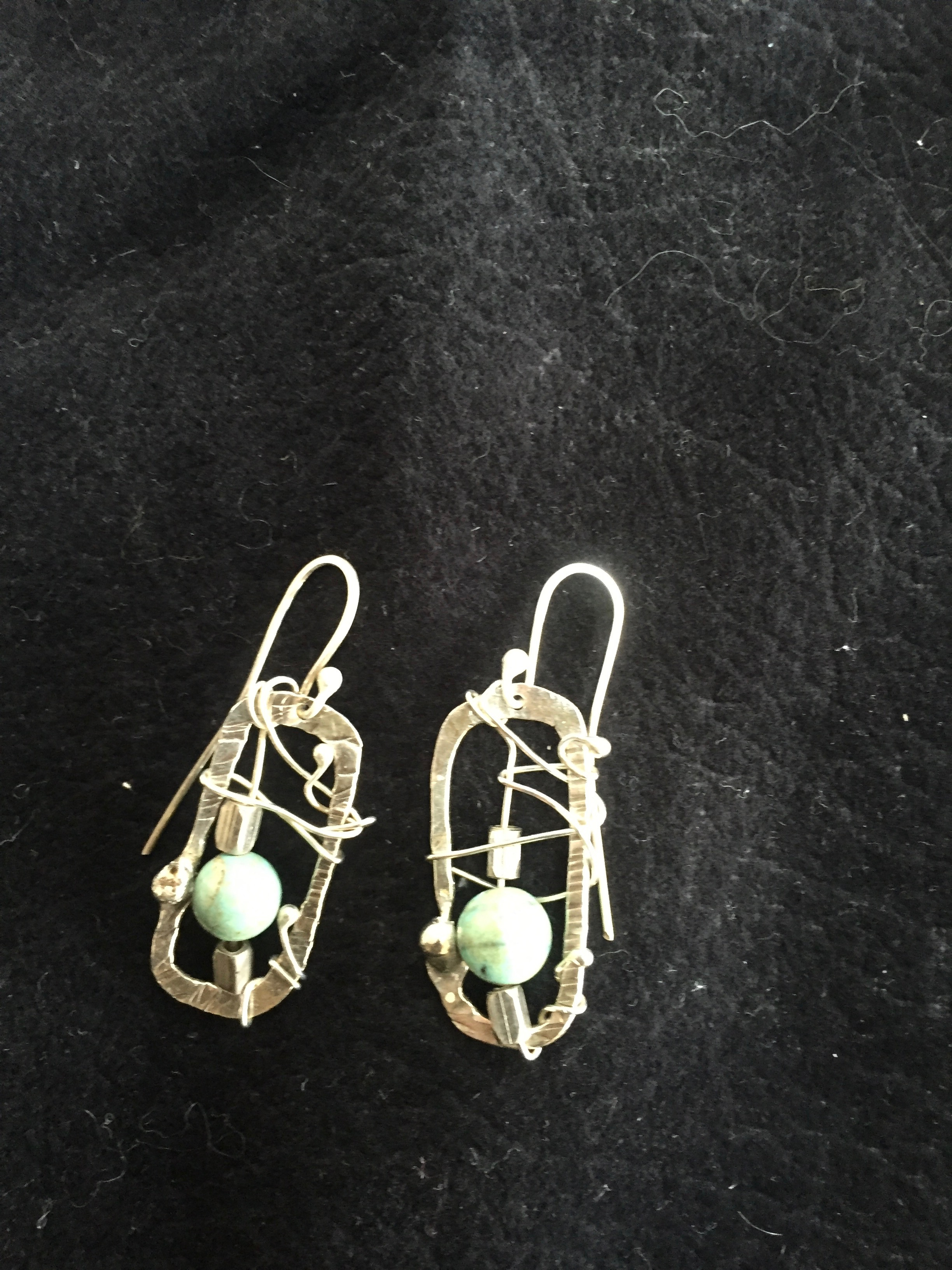 Earrings no.2   $65