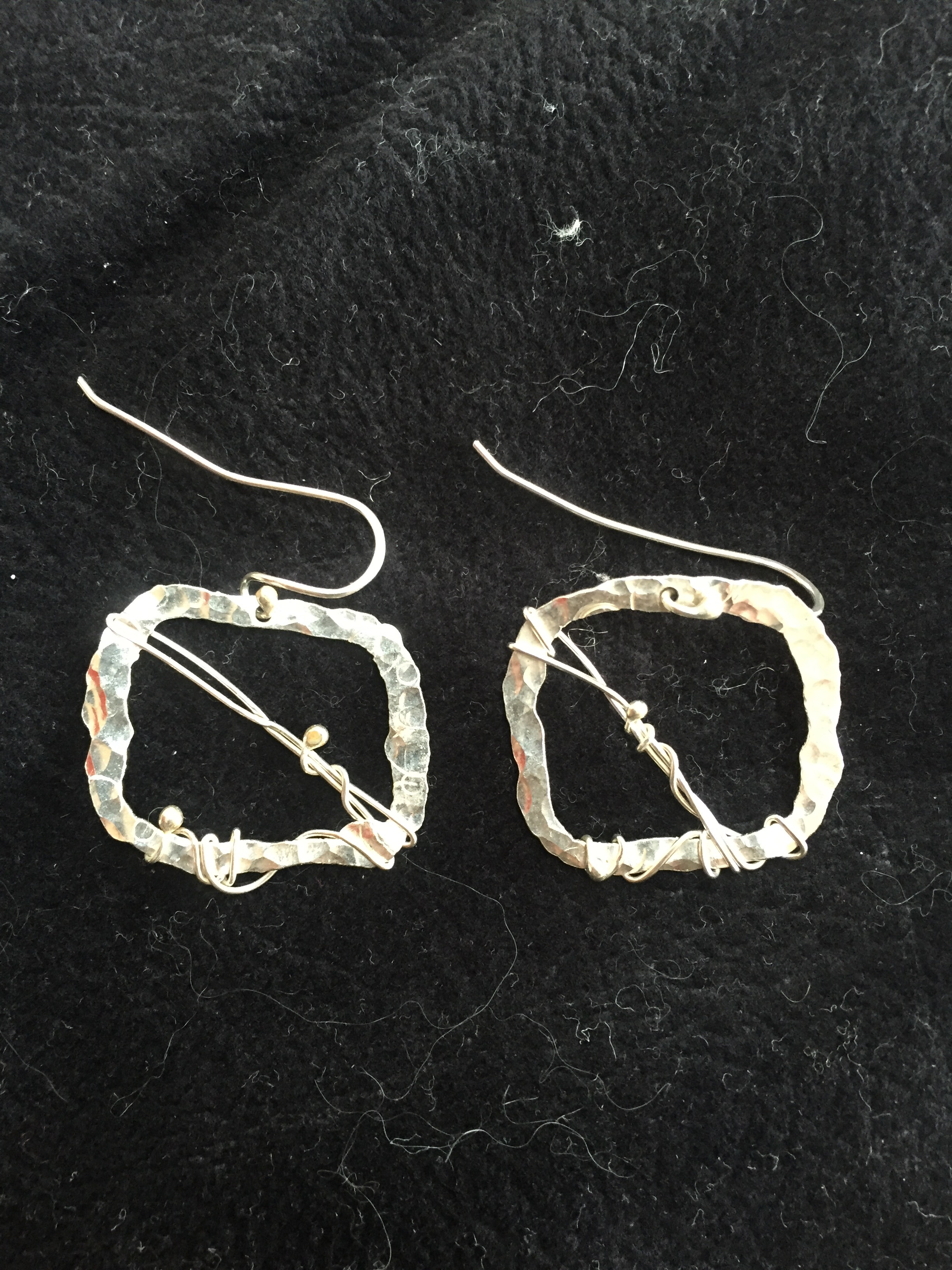 Earrings no.3   $50