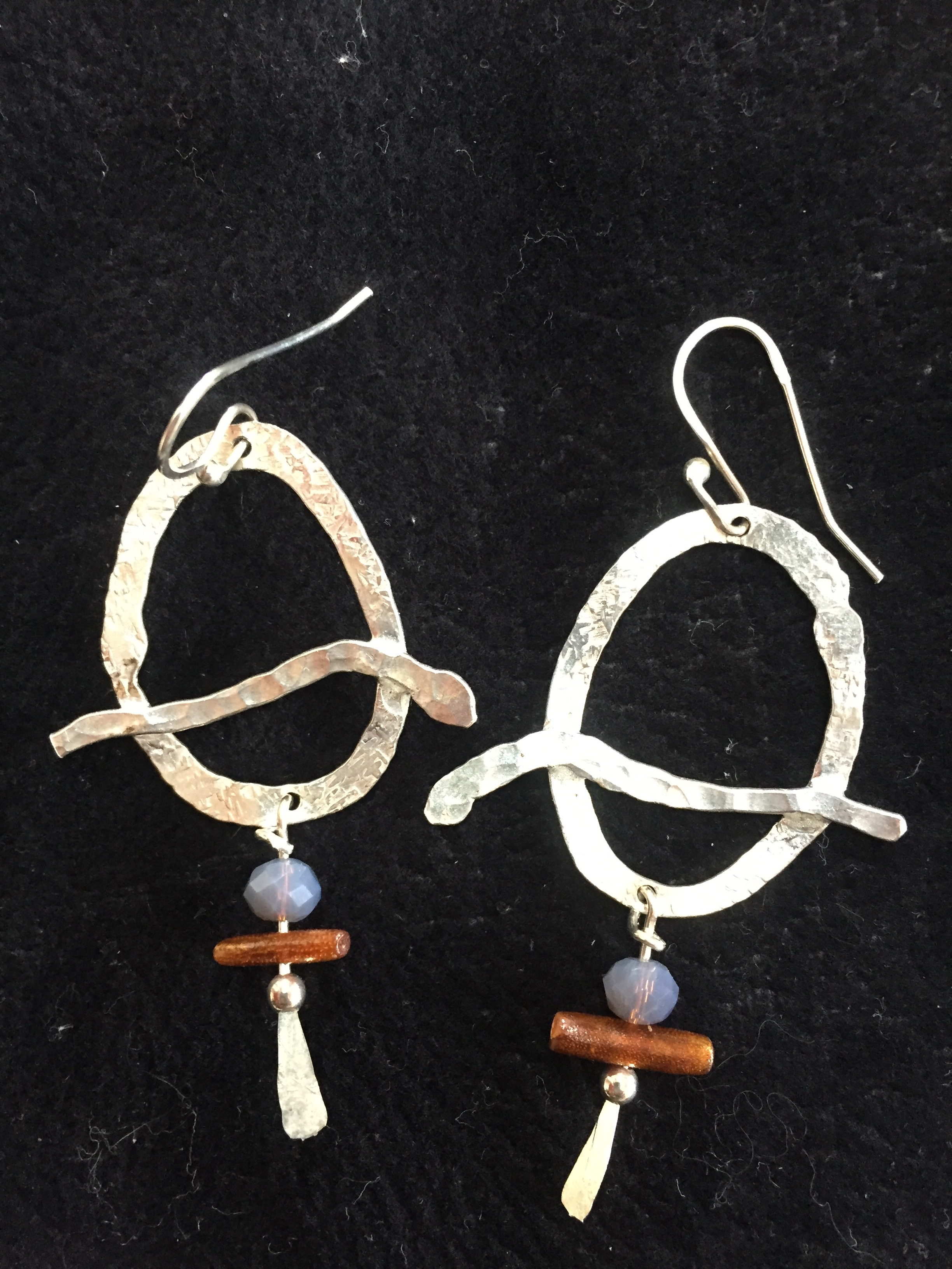 Earrings no.4   $45