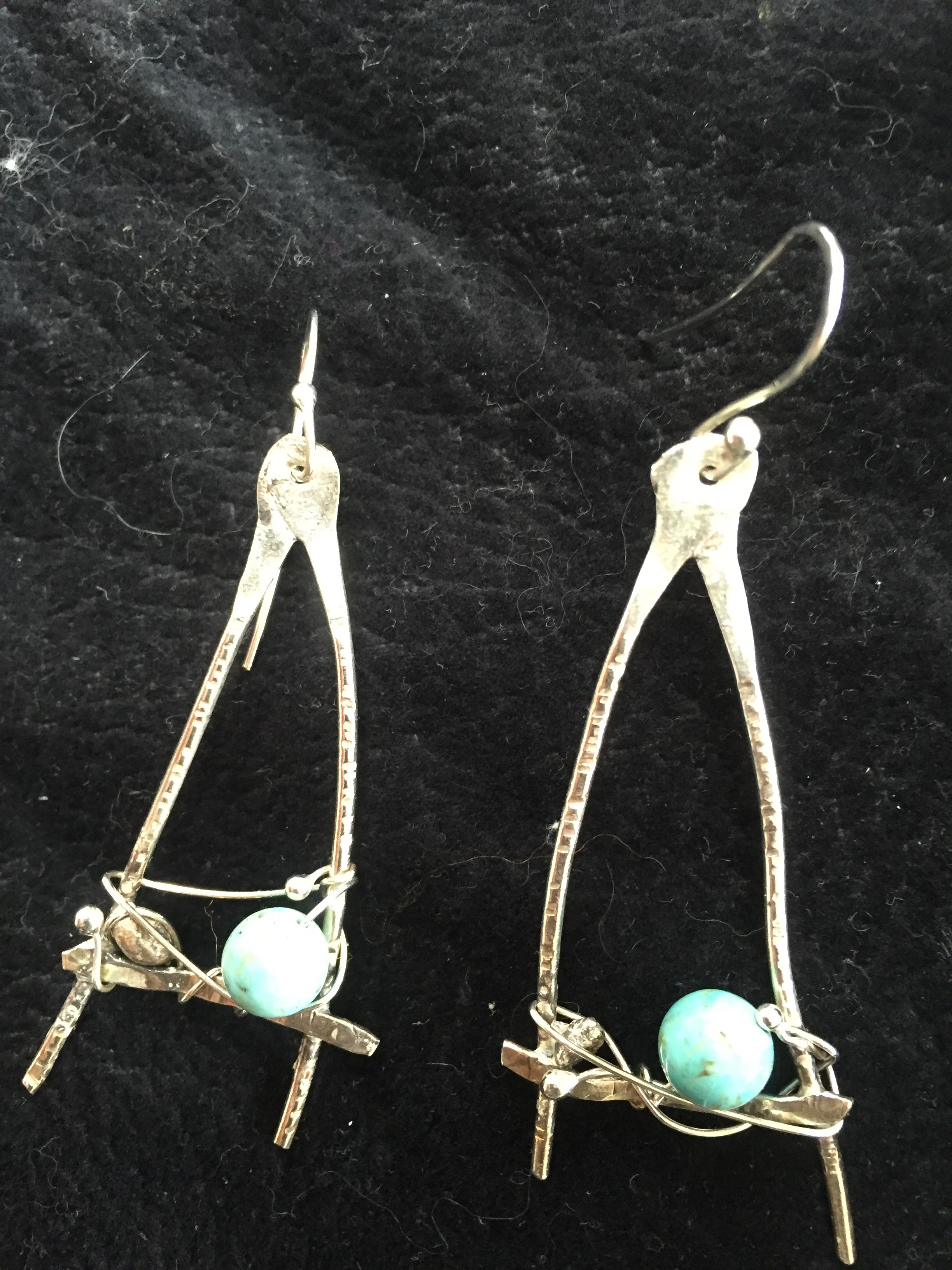 Earrings no.5   $65