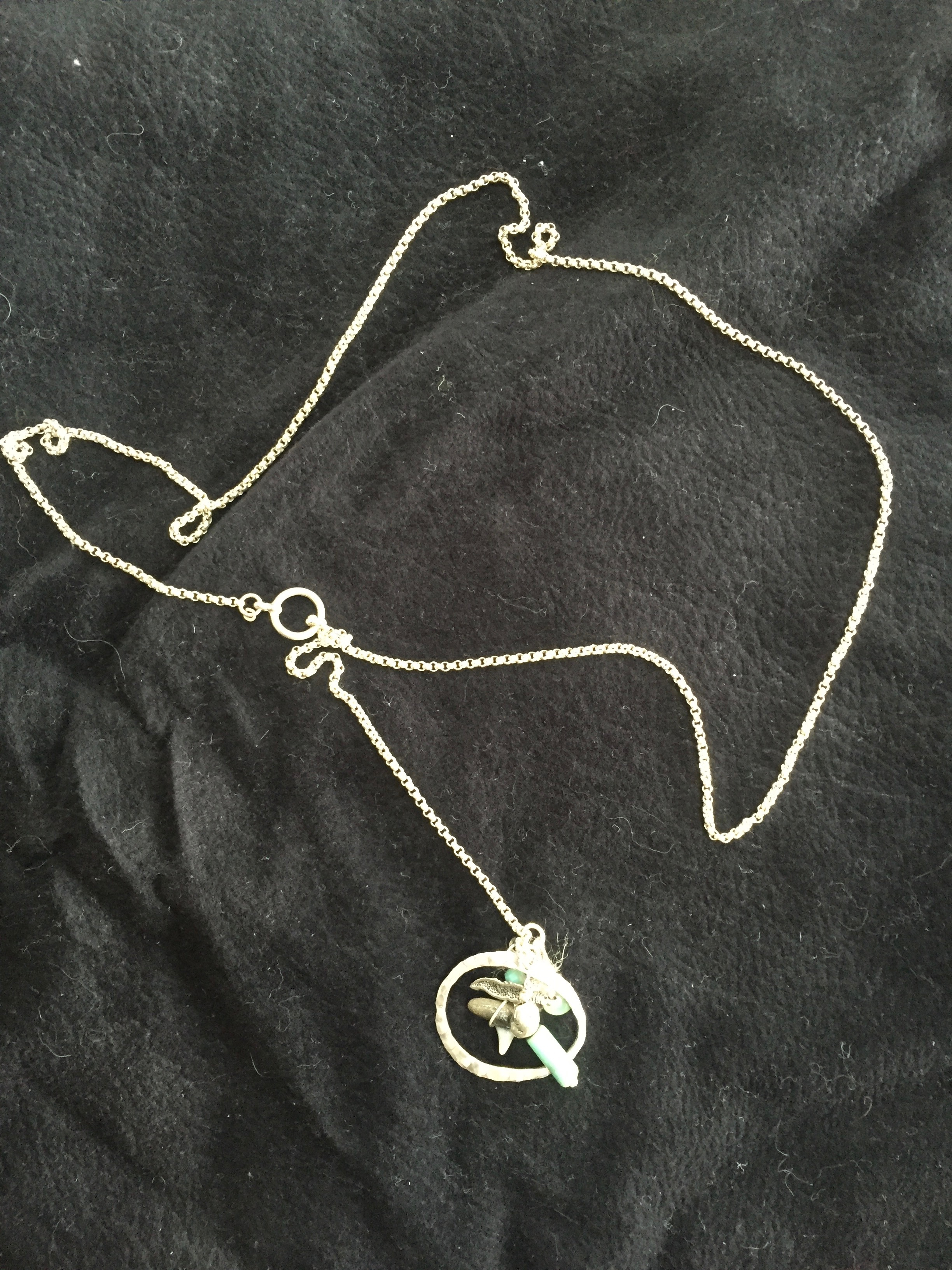 Necklace no.1   $65