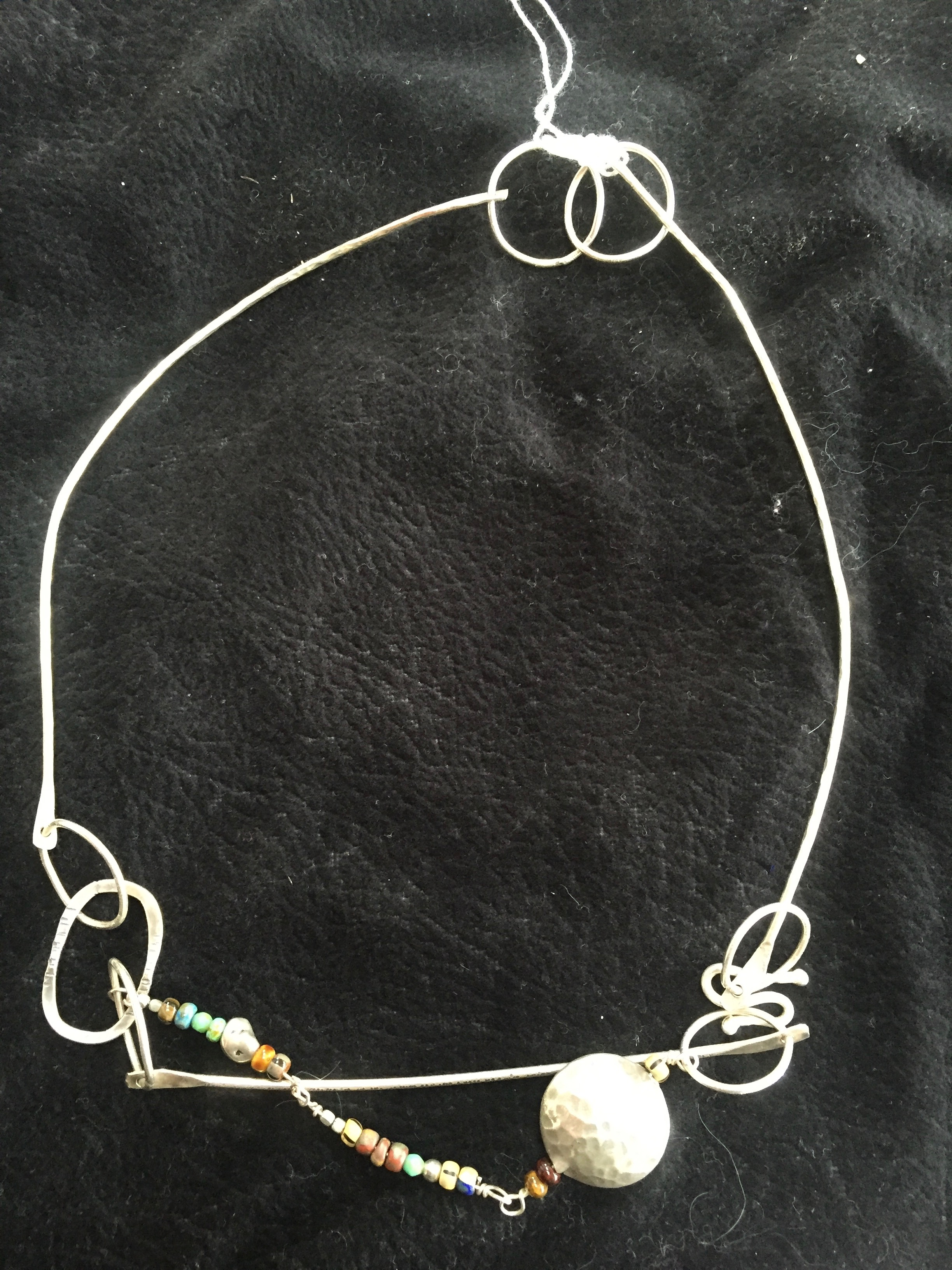 Necklace  no.3   $165